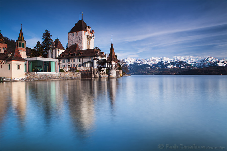 Photograph Thun - Switzerland by Paulo Carvalho on 500px