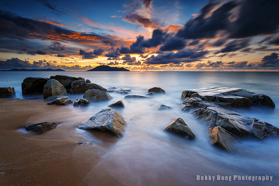 Photograph Dark Cumulus Cloud by Bobby Bong on 500px