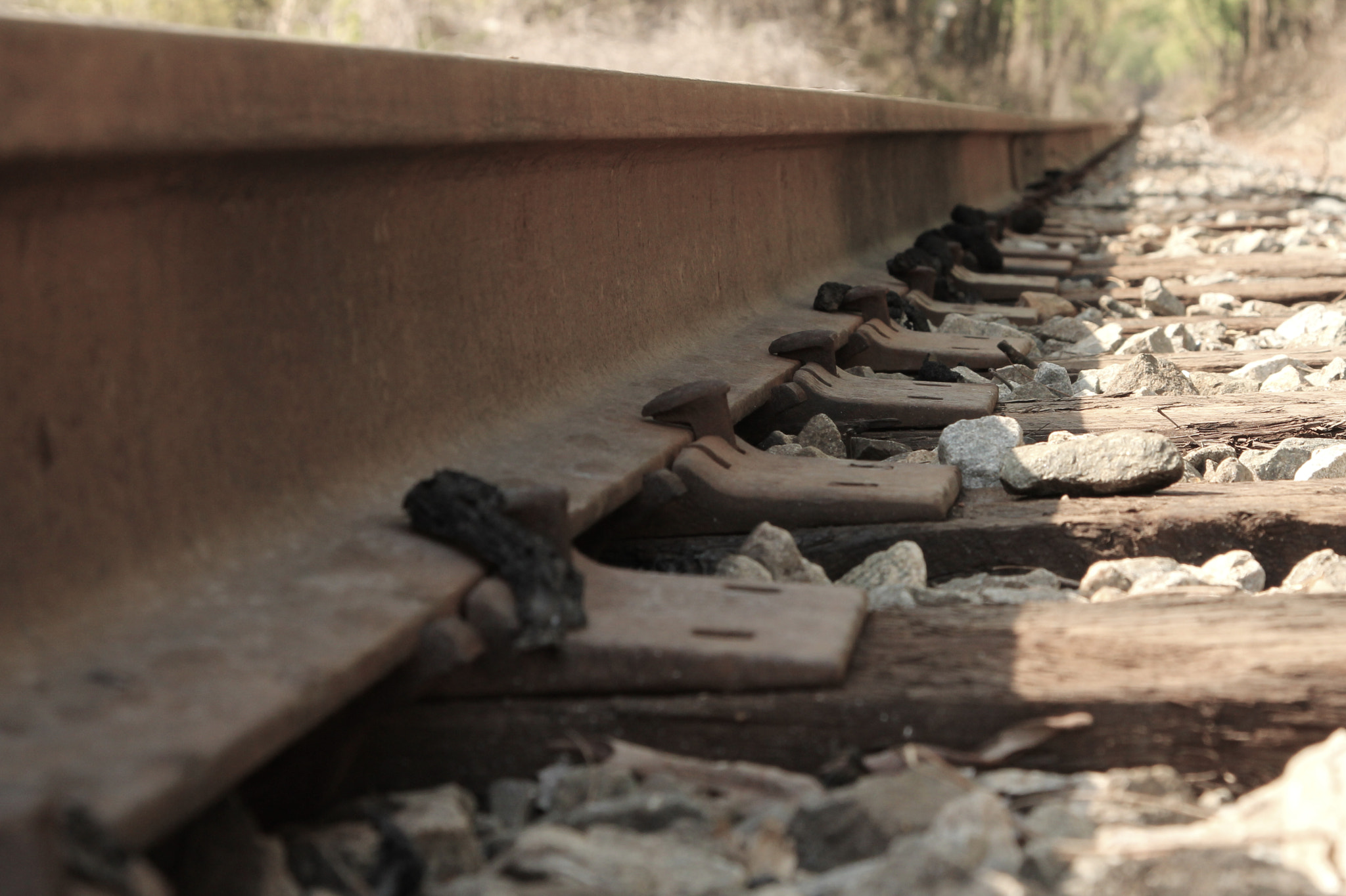 Photograph Rusty Old Track by Andy Operchuck on 500px