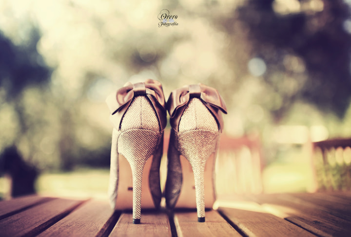 Photograph Wedding Luxe Shoes by Manuel Orero on 500px