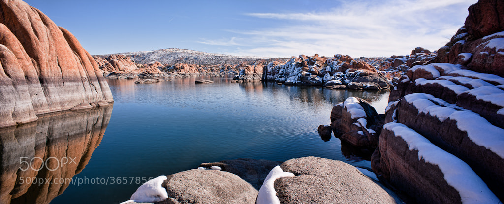 Photograph Granite Dells by Argo Shots on 500px