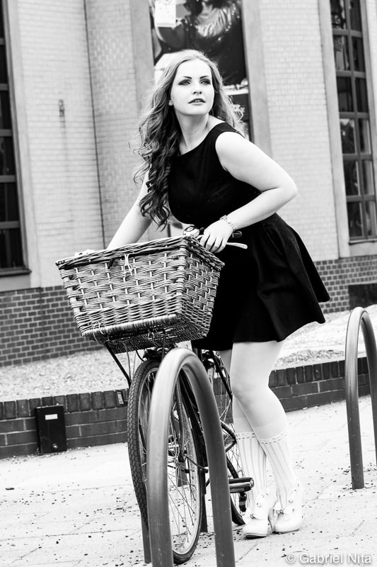 Photograph The Bicycle by Gabriel Niță on 500px