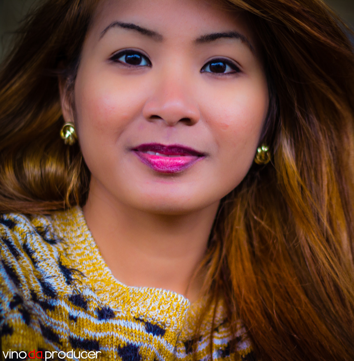 Photograph My wife close up by Vinodaproducer  on 500px