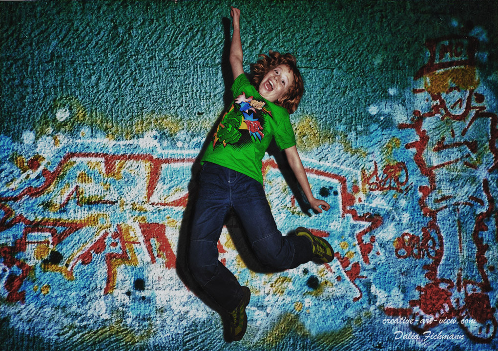 Photograph Fun with streetdance by Dalia Fichmann on 500px
