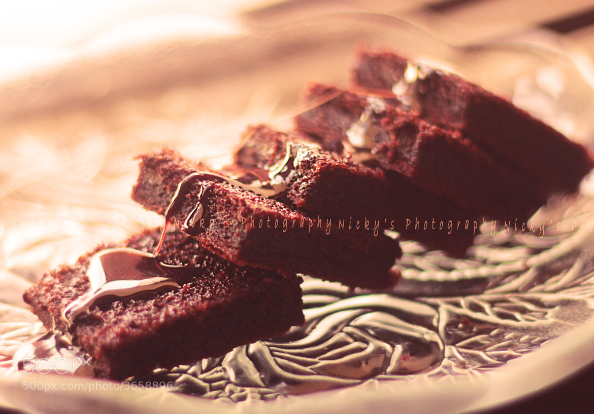 Photograph Yummie Brownie  by Nicky Jain on 500px