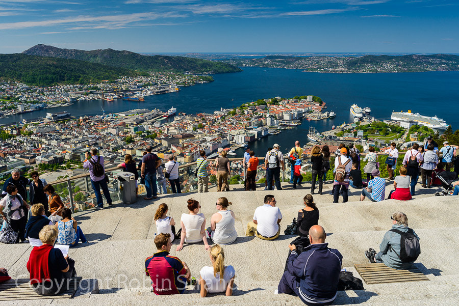 Photograph Bergen, Norway by Robin Strand on 500px