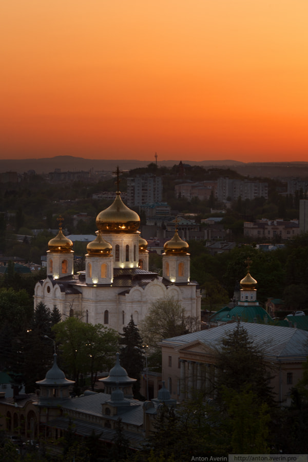Photograph Savior Cathedral by Anton Averin on 500px
