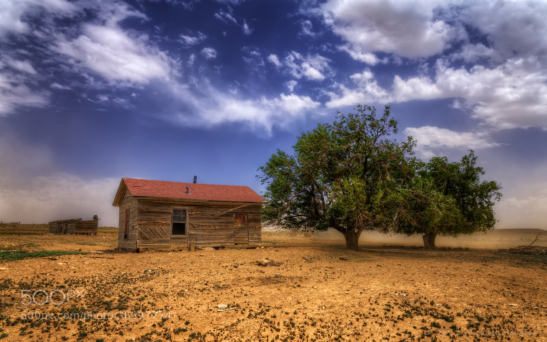 Photograph Retired Homestead by Michael Menefee on 500px