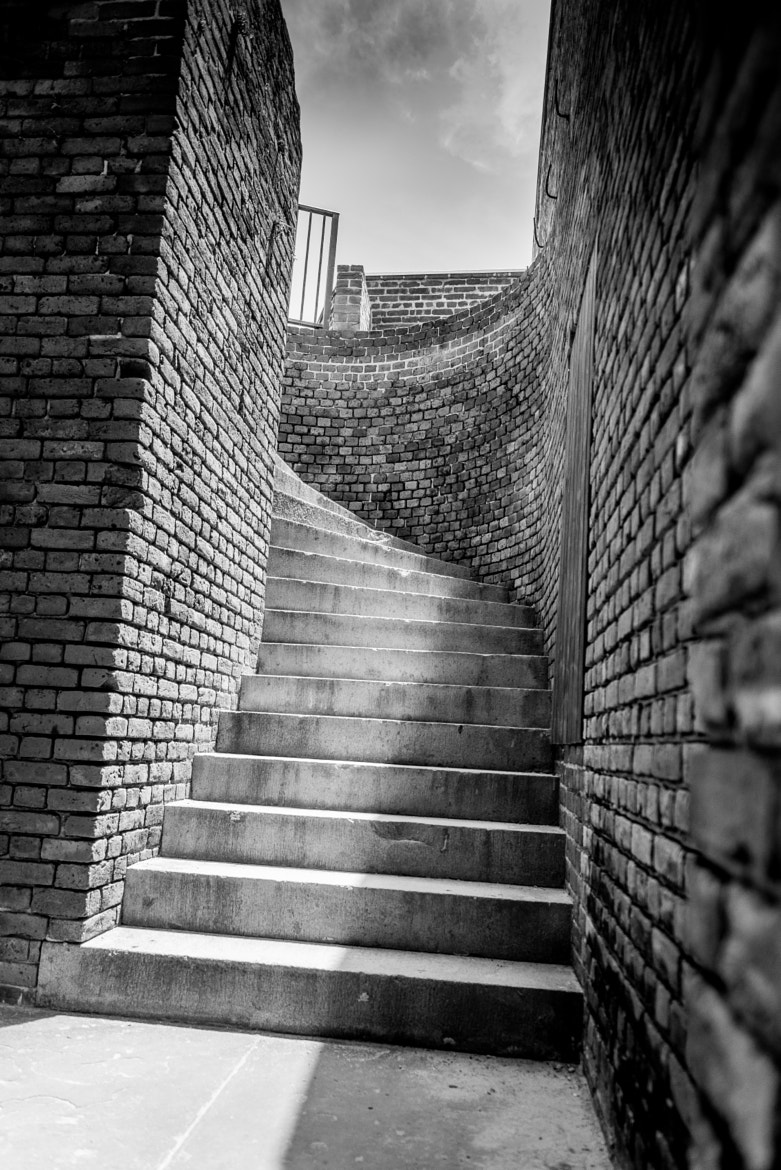 Photograph Stairs to where? by greg sagayadoro on 500px