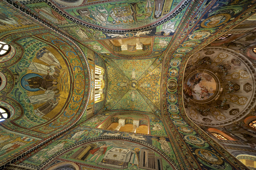 Photograph Basilica of S. Vitale  by Paolo Costantino on 500px