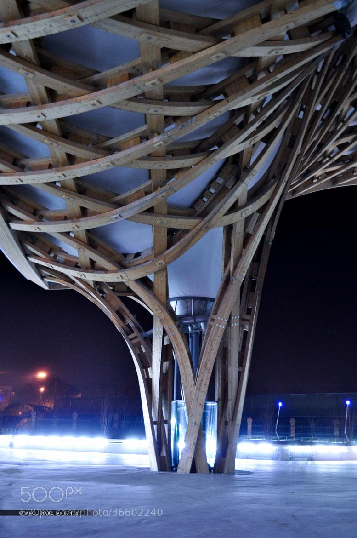 Photograph Pillar of the futur by Krol  Marc Antonio on 500px