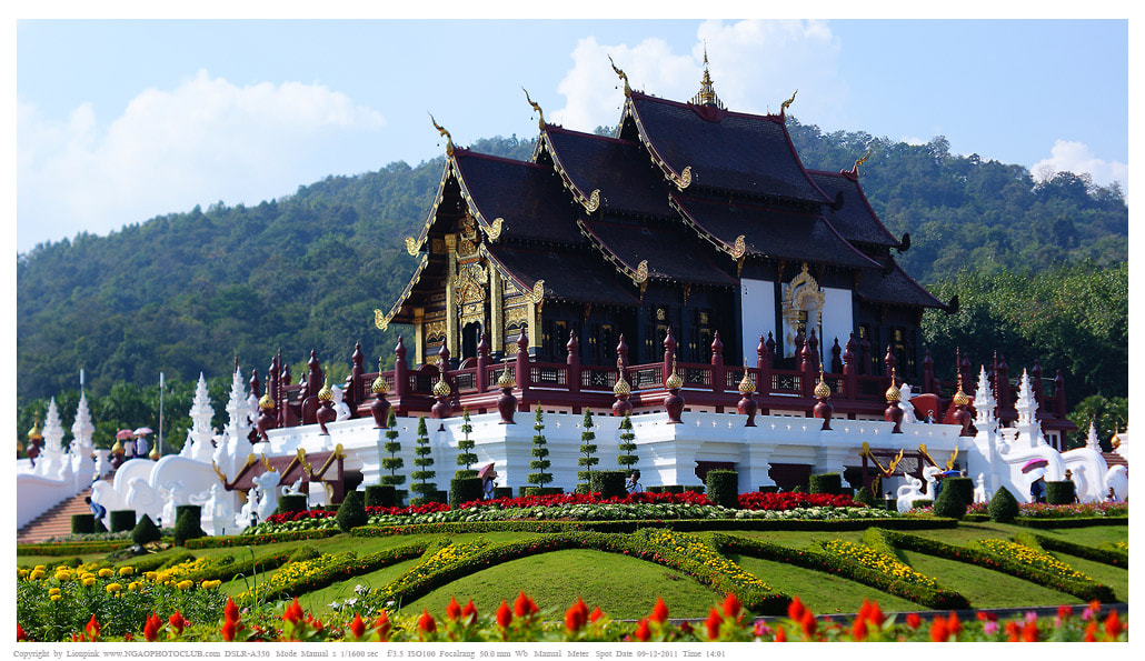 Photograph North thai Architecture by lionpink on 500px