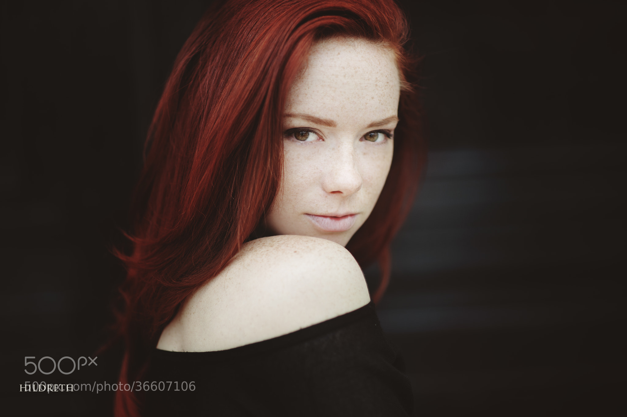 Photograph Hattie by Charles Hildreth on 500px