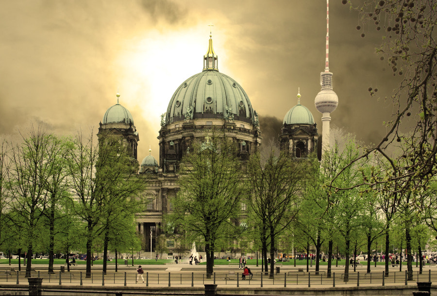 Photograph impression of Berlin II by Gunter Werner on 500px