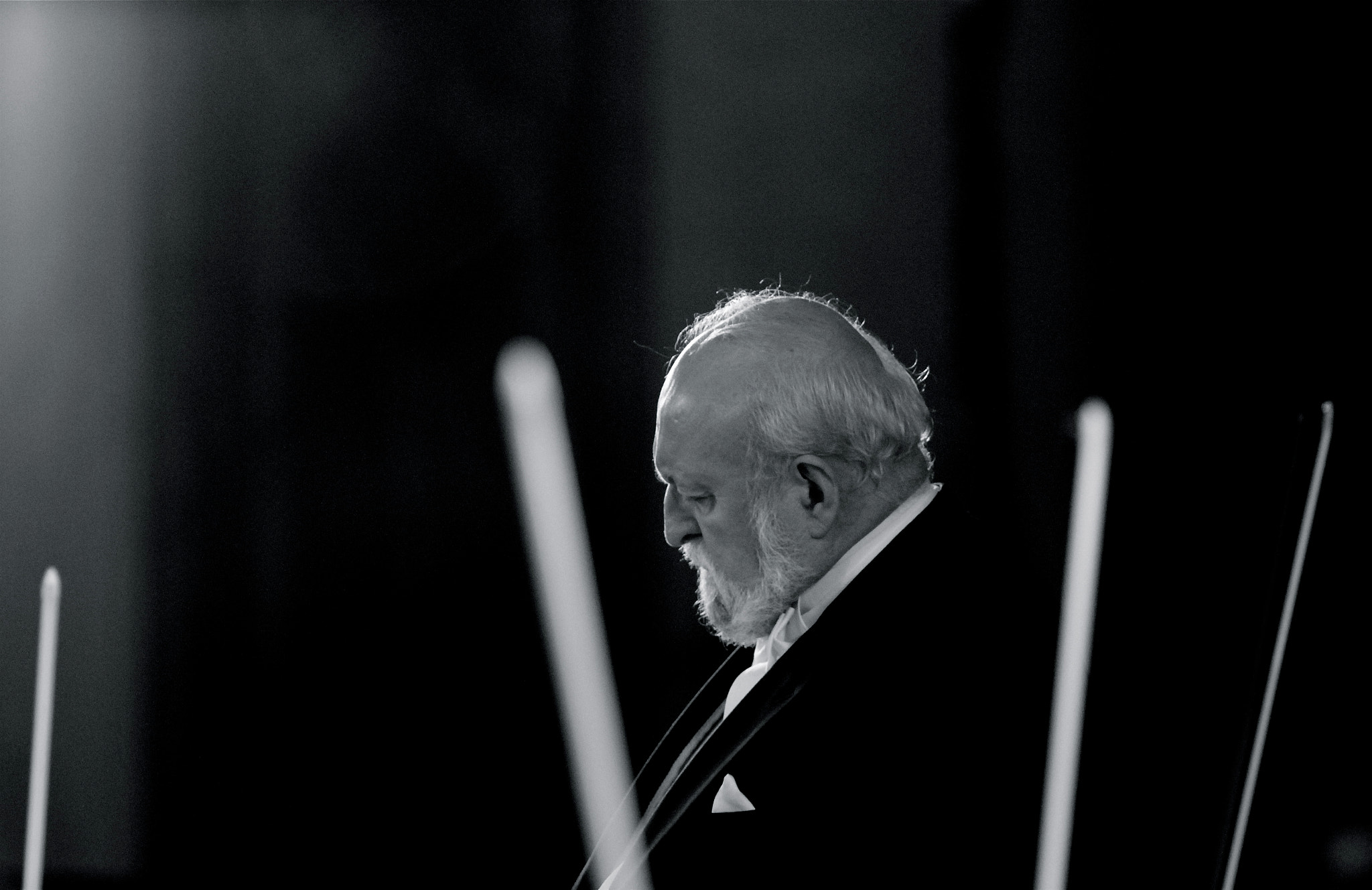 Photograph Penderecki by Armin Fuchs on 500px