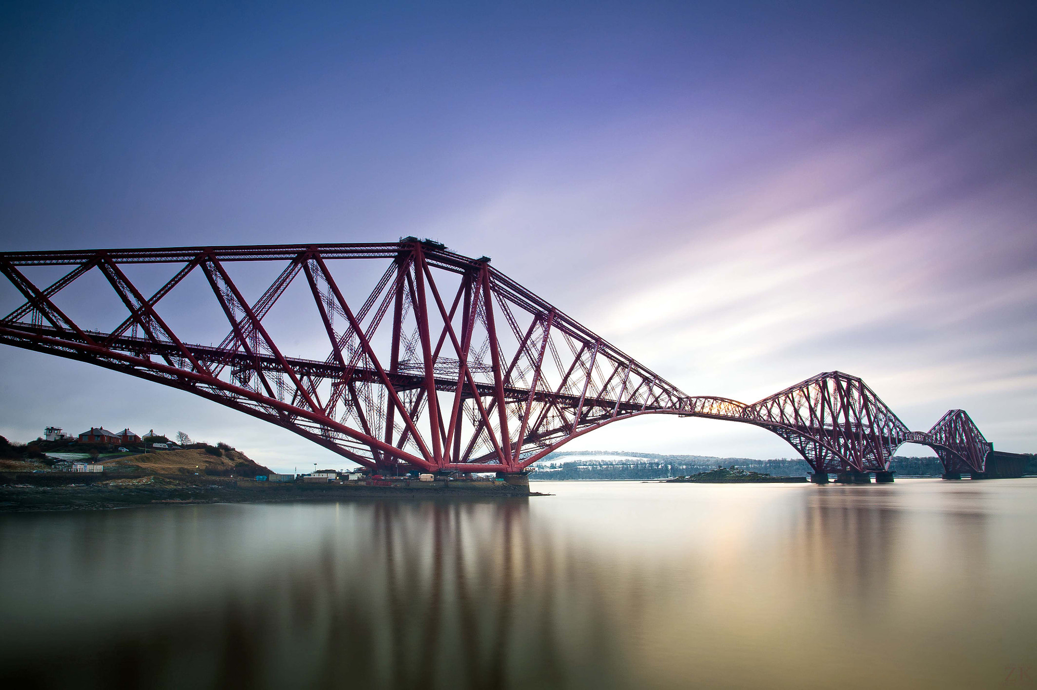 Photograph The Forth Bridge by Zain Kapasi on 500px