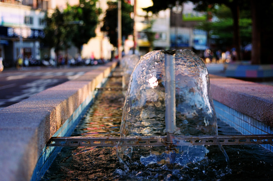 fountain by Steven Yang on 500px.com