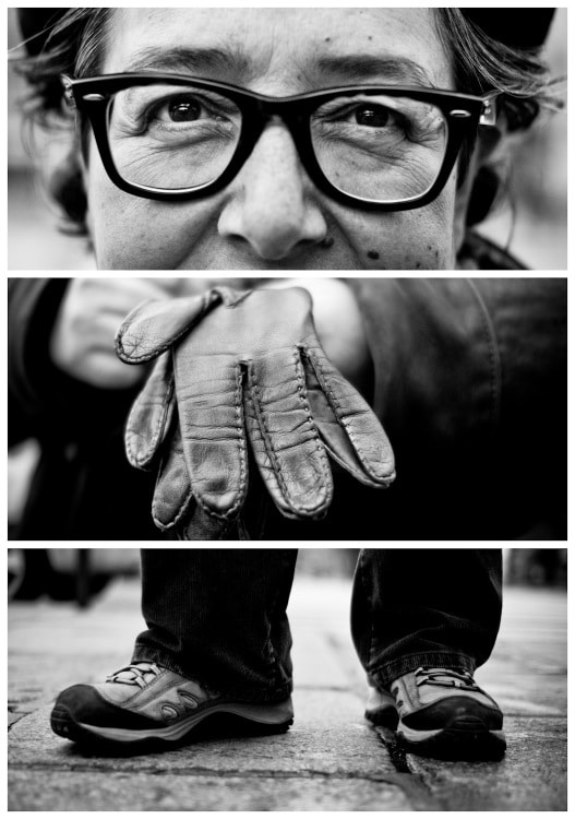 Photograph Triptychs of Strangers #10/28: The Photograpic Artist - Paris by Adde Adesokan on 500px