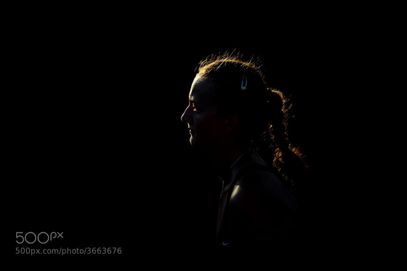 Photograph Petra Kvitova by Martin Sekanina on 500px