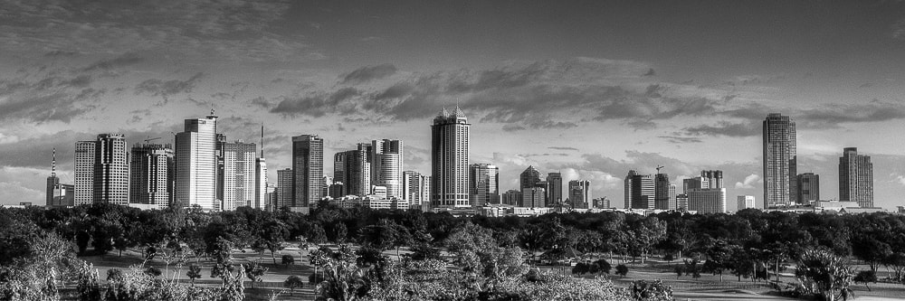 Photograph Ortigas by Sherwin Tan on 500px