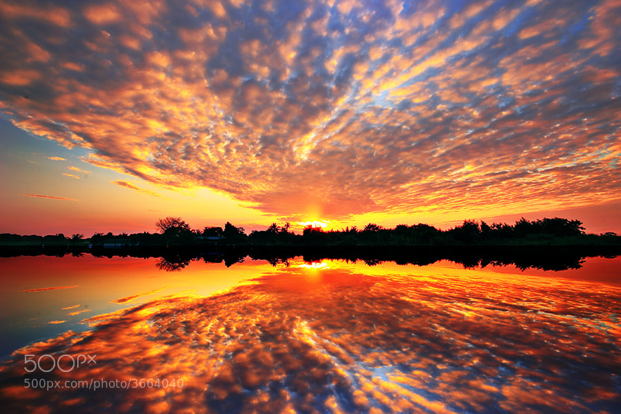 Photograph Fantastic Sky by Prachit Punyapor on 500px