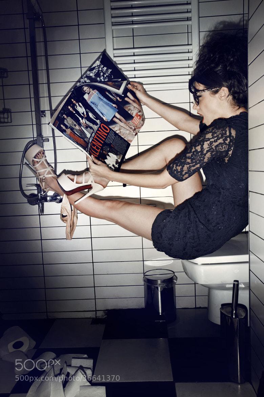 Photograph Julia Ace by Michel Yahni on 500px