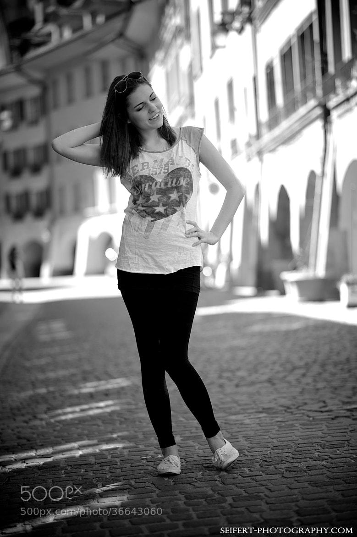Photograph Sarah by Florian Seifert on 500px