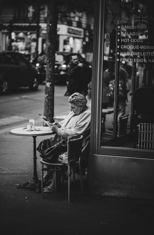 Photograph Paris Chronicles by Luc   Kordas Street on 500px