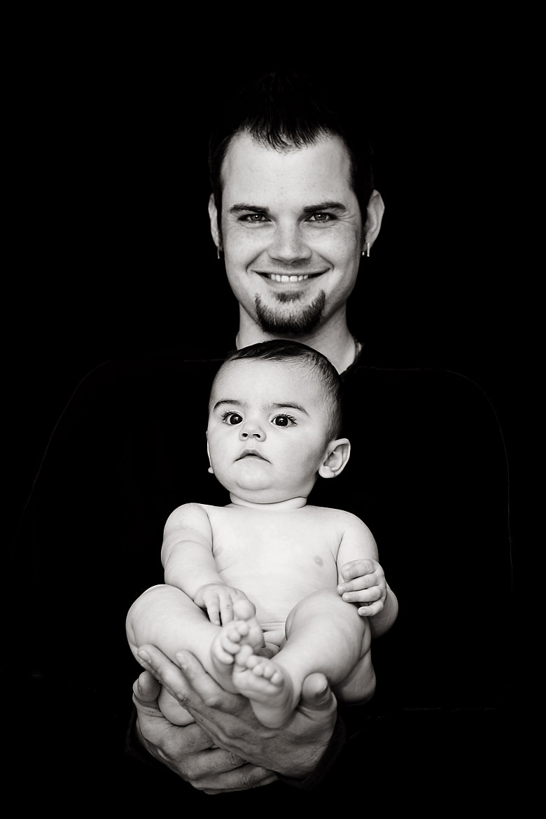 Photograph father and son! by Aleksandra Solarz on 500px