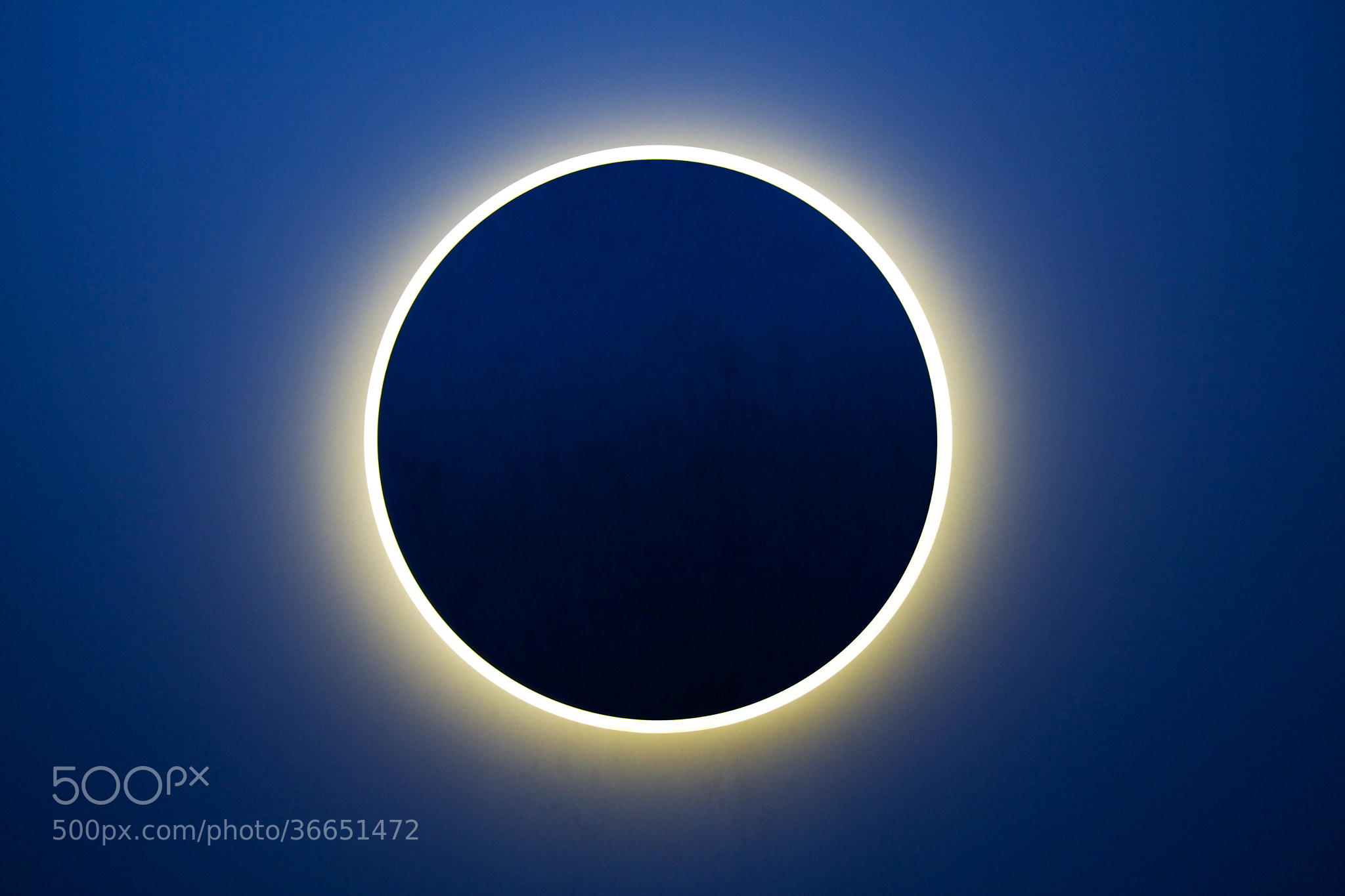 Photograph Eclipse... Lamp by Daniel Sjolund on 500px