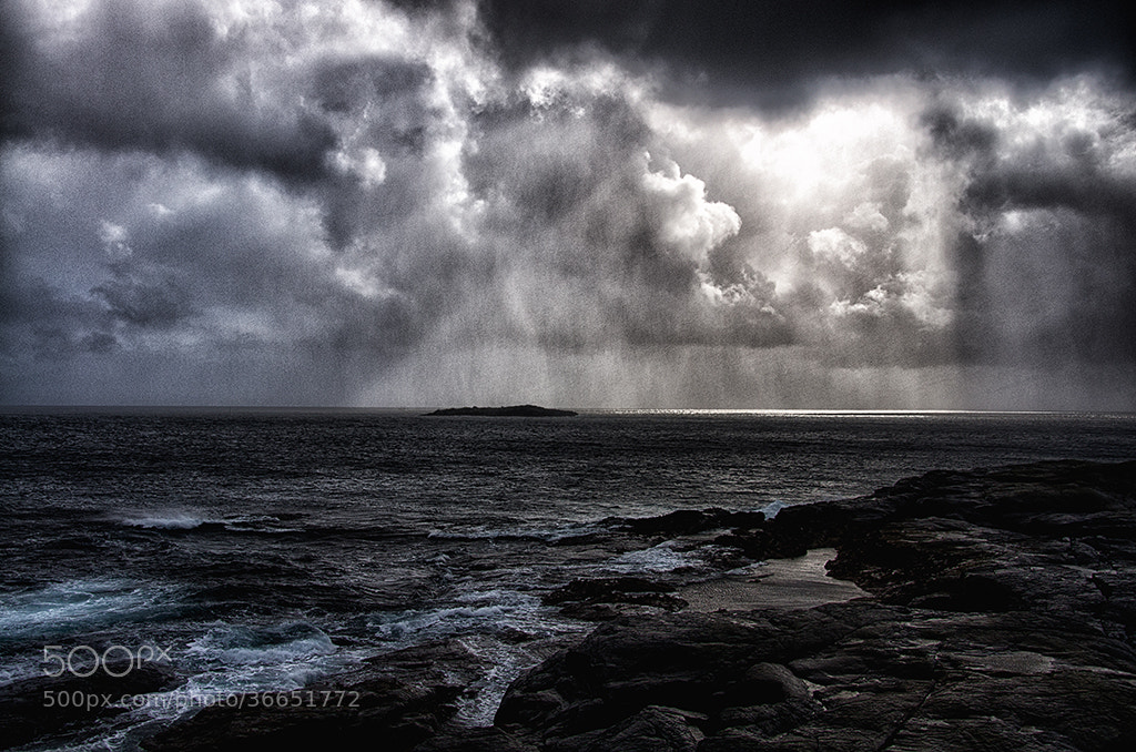 Photograph At the edge of the world by Espen Hanssen on 500px