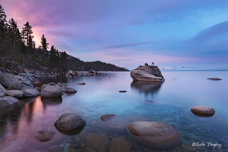 Photograph Pastel Shores by Luke Tingley on 500px