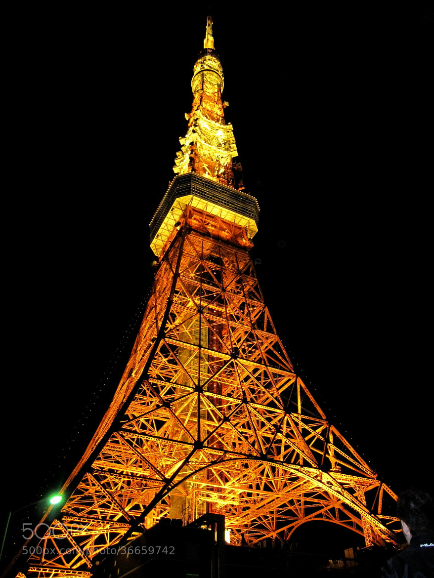 Photograph Tokyo Tower by Ka Ngsm on 500px