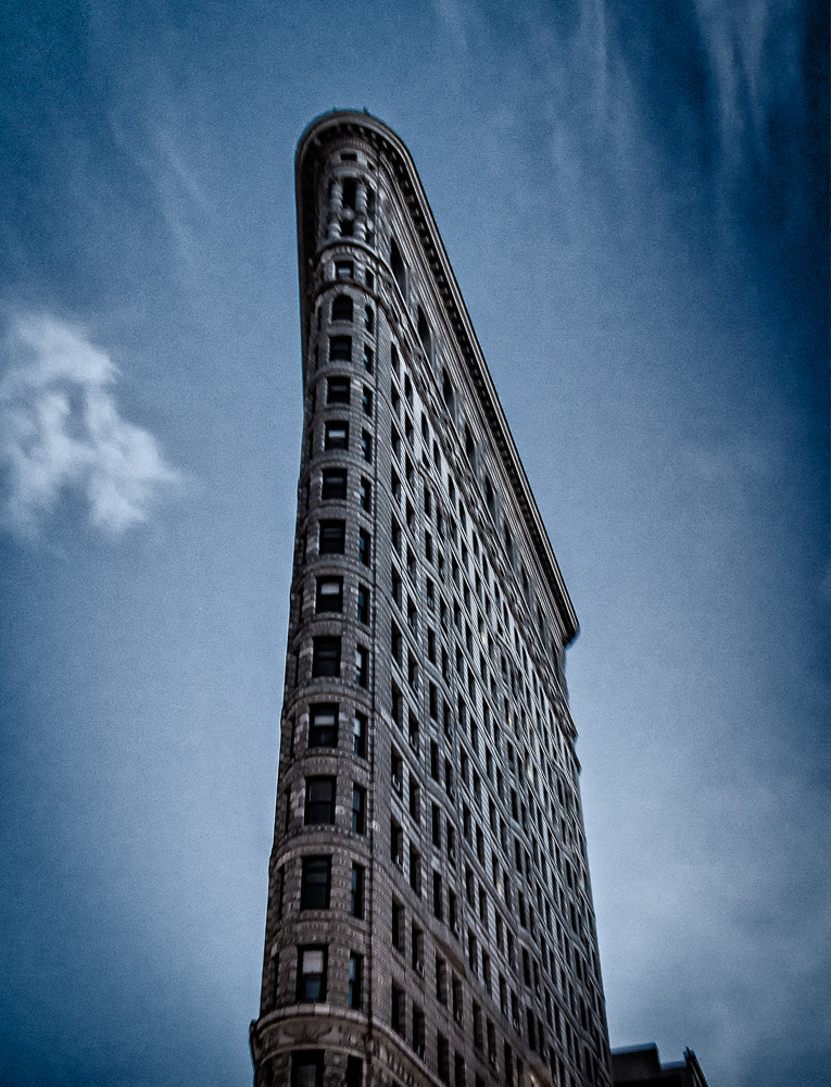 Photograph Flatiron Building by Paul Bartell on 500px