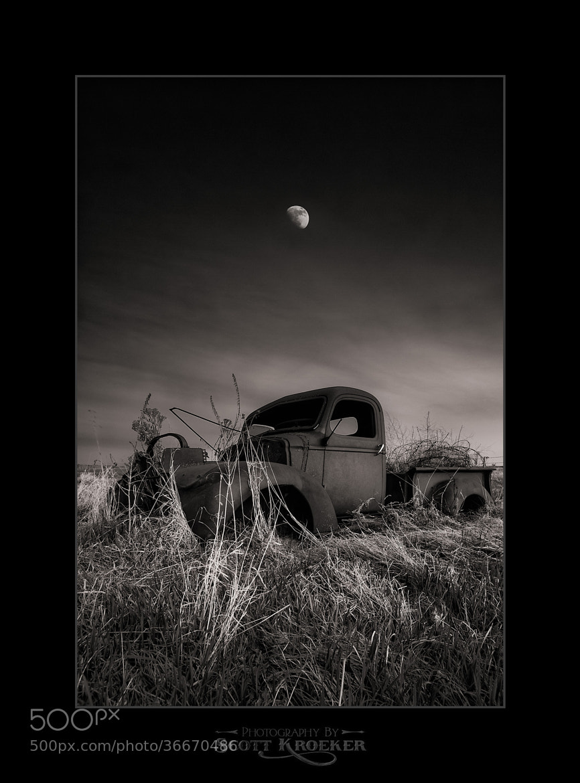 Photograph 1941 GMC by Scott Kroeker on 500px