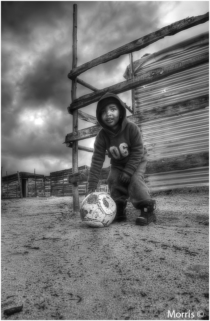 Photograph Soccer Boy by Dave Morris on 500px