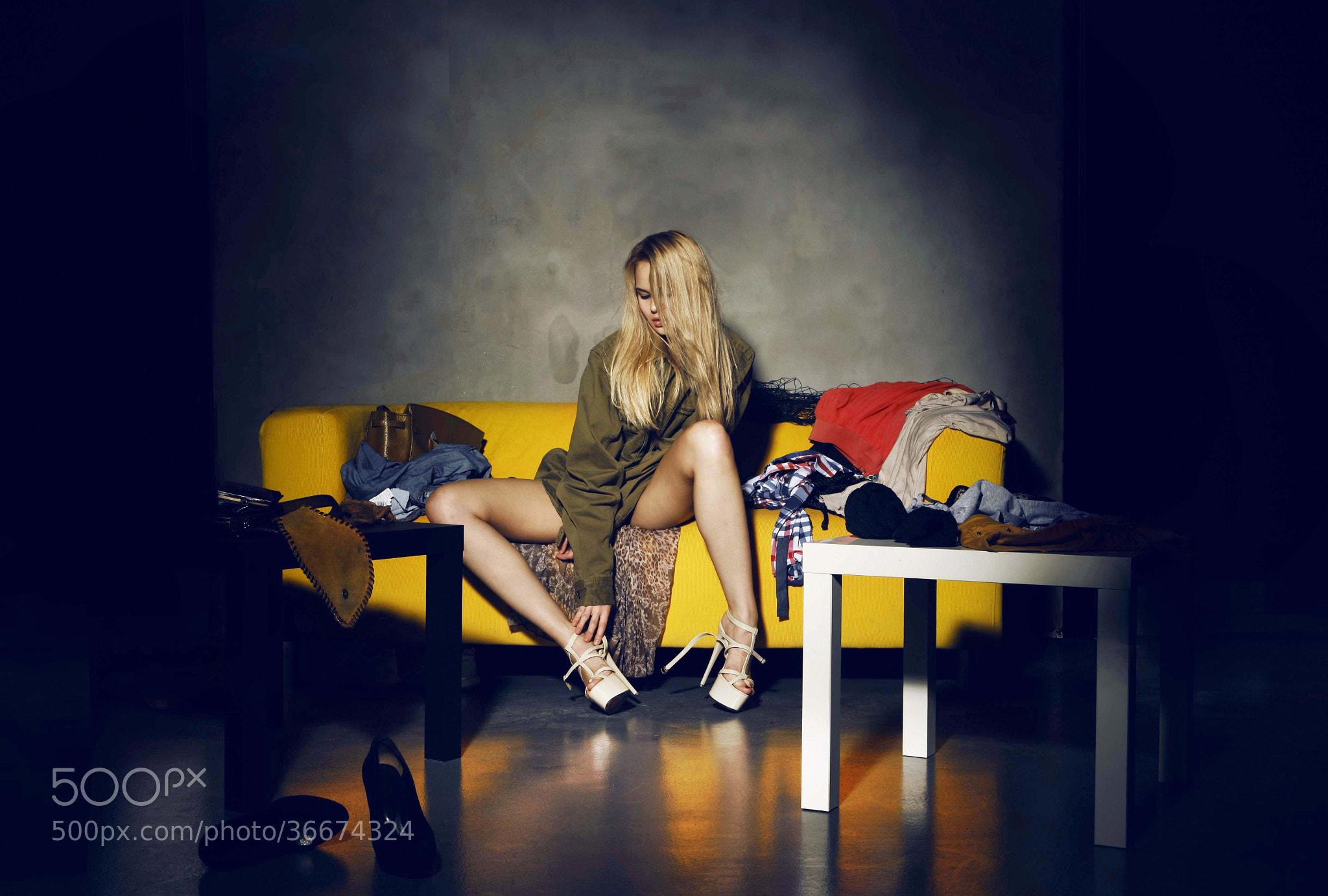 Photograph Kseniya by Michel Yahni on 500px