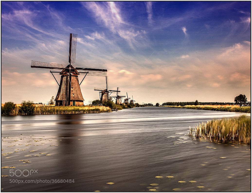 Photograph Wind Mills  by wim denijs on 500px