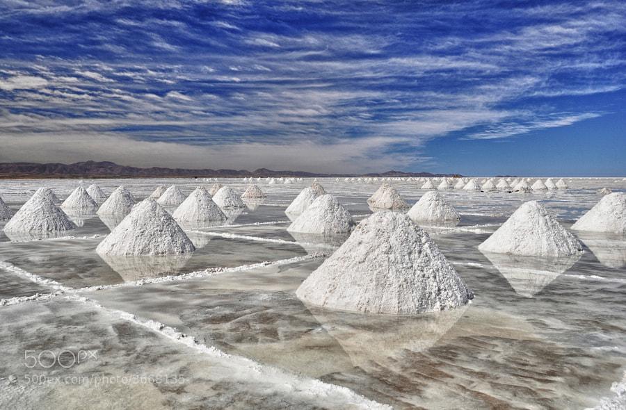 Salar Del Uyuni, Bolivia by Yasmine DG (Yasmine) on 500px.com