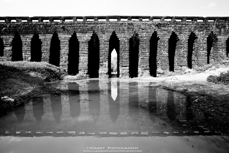 Photograph 1,000 years old bridge! by Mardy Suong Photography on 500px