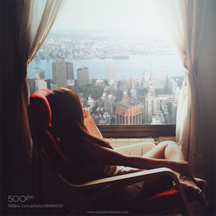 Photograph New York... ♪ ♫  by Julia Dávila-Lampe on 500px