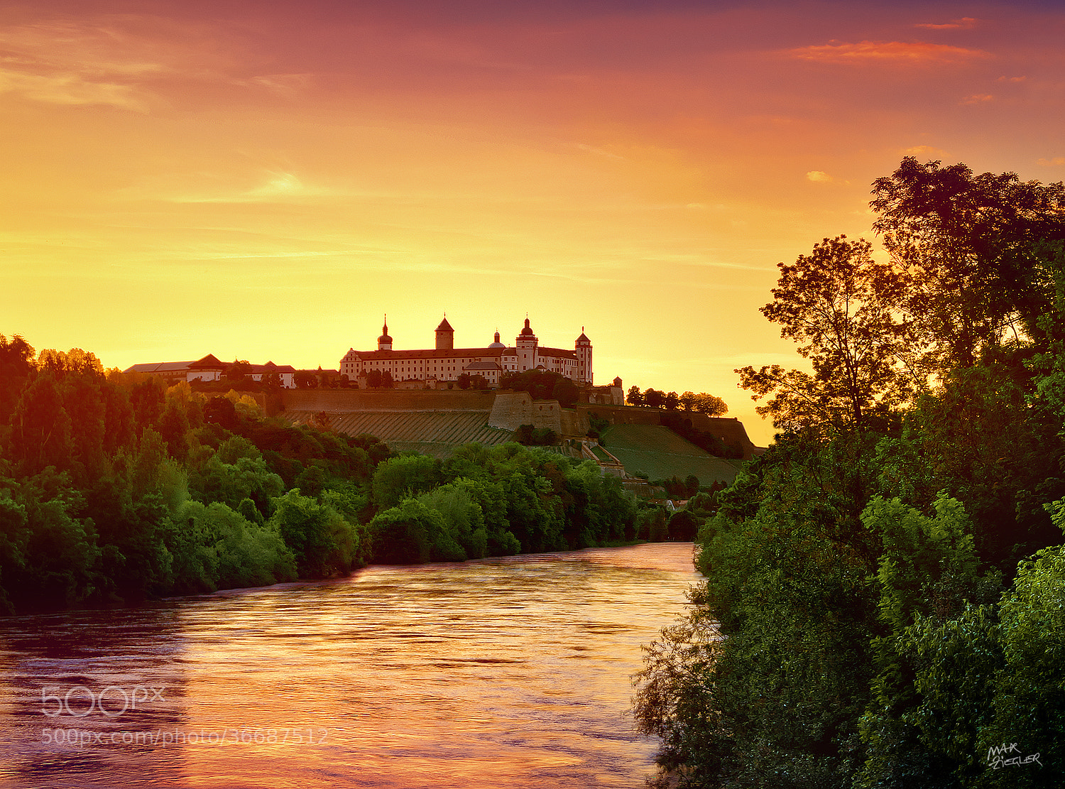 Photograph würzburg X by Max Ziegler on 500px