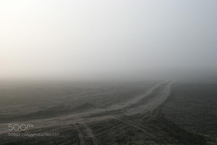 Photograph Road to emptiness...Дорога в пустоту... by Mykola Druzhinin on 500px