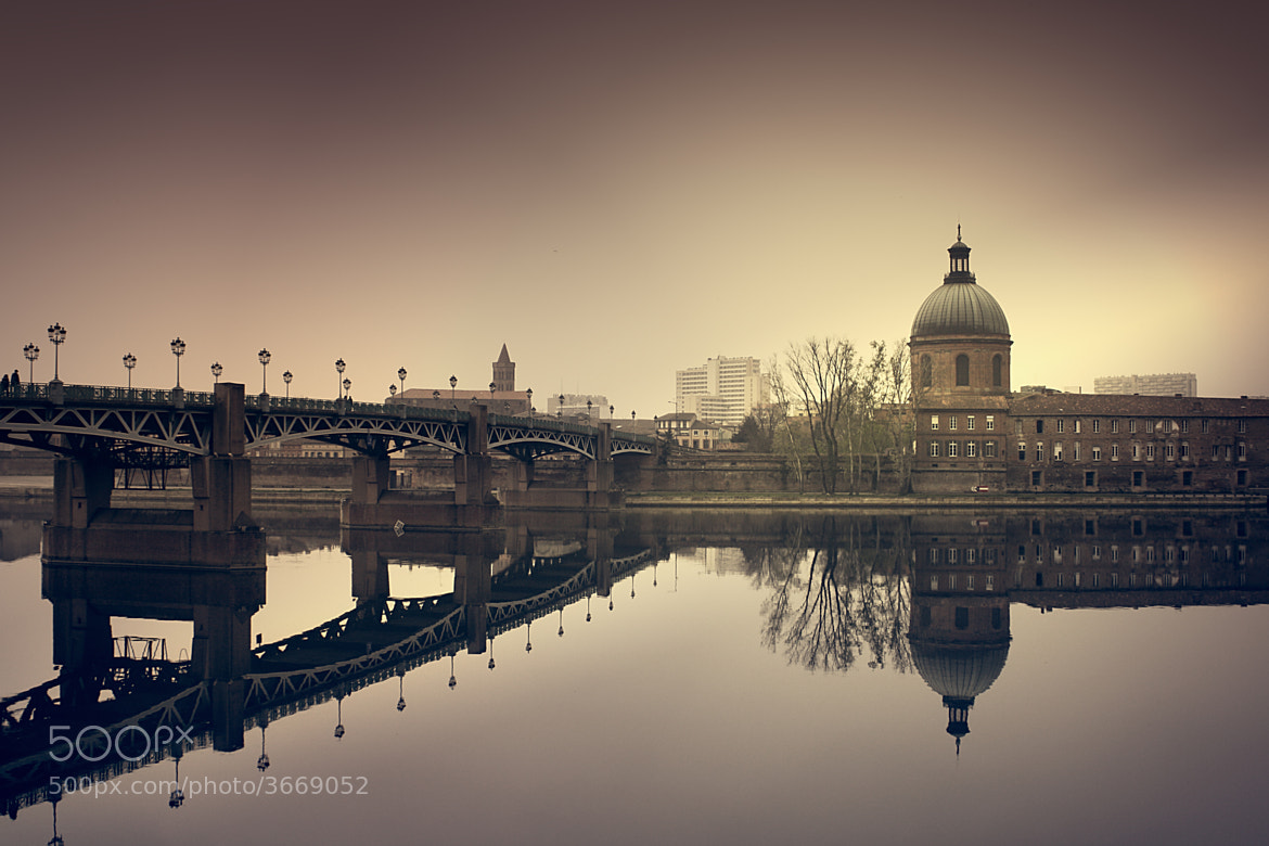 Photograph Toulouse by Mickaël Plichard on 500px