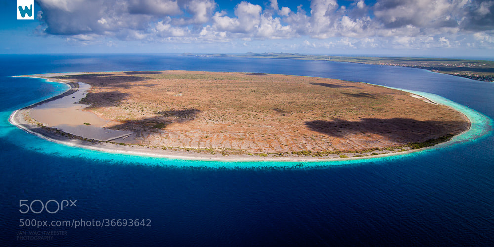 Photograph Klein Bonaire by Jan Wachtmeester Photography on 500px
