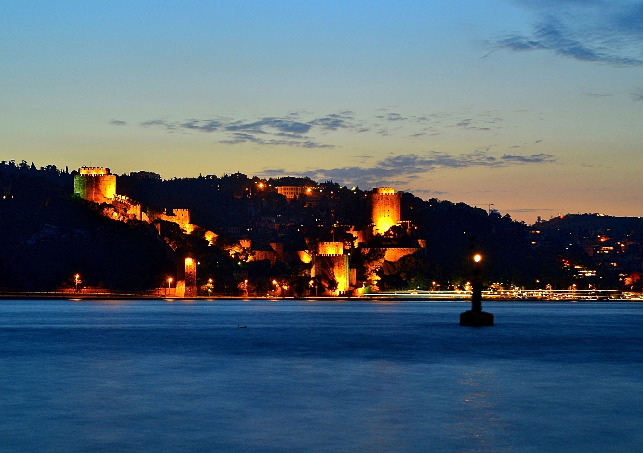 Photograph Rumeli Fortress by Zeynep Ugurdag on 500px