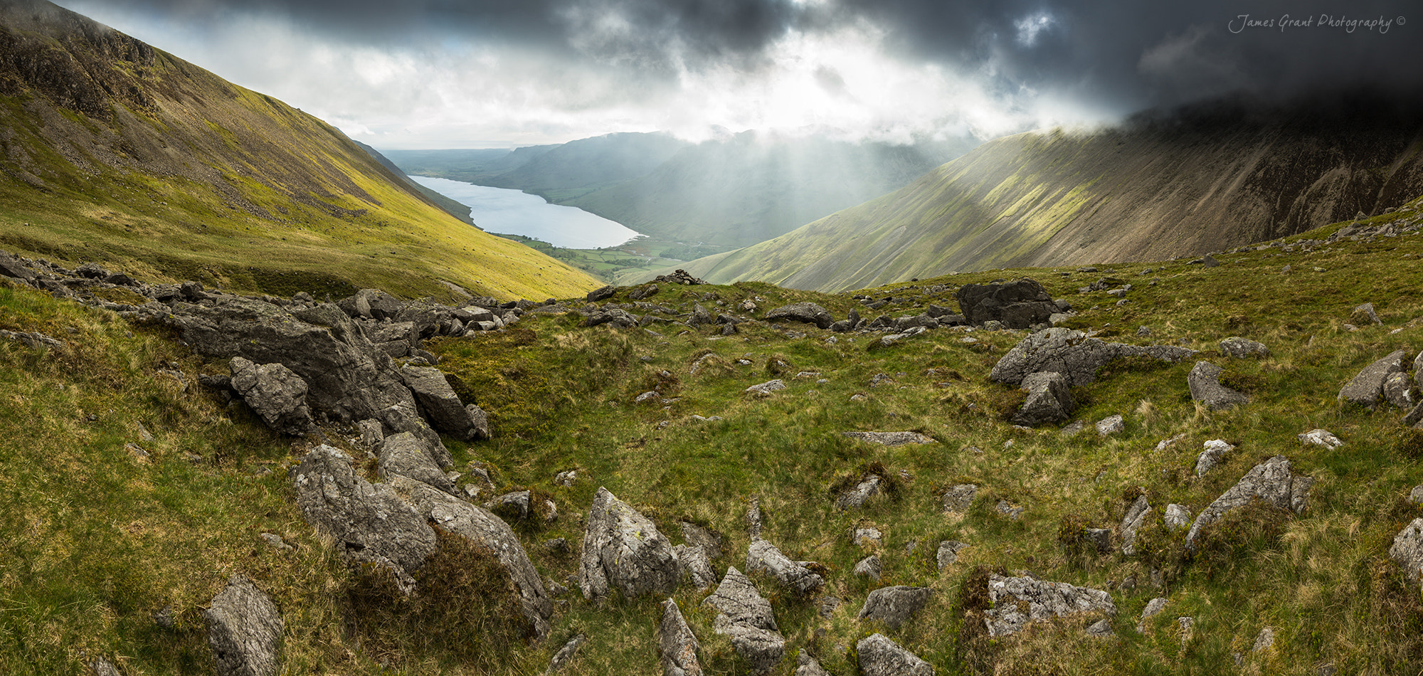 Photograph Wasdale Storms by James Grant on 500px