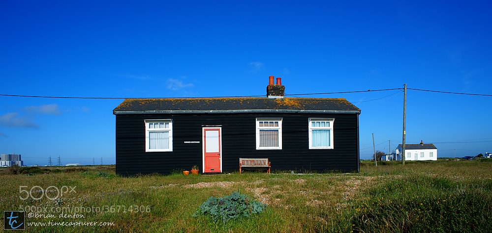 Photograph garage cottage by Brian Denton on 500px