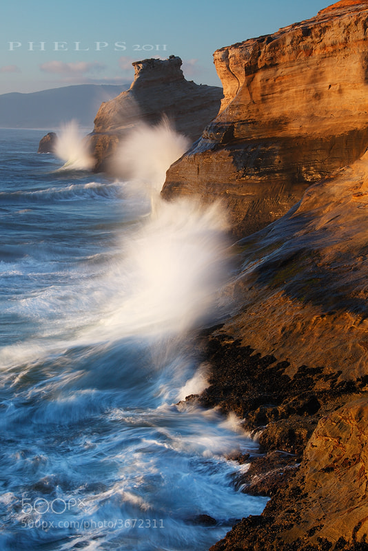 Photograph Sun, Surf and Sandstone by Ian  Phelps on 500px