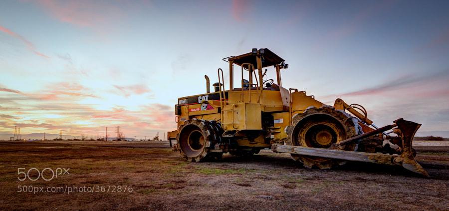 Photograph Caterpillar by Rodrigo Soares on 500px